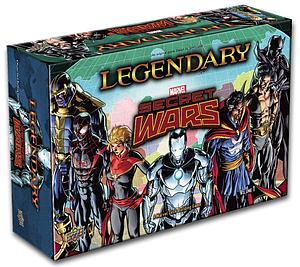 Marvel Legendary: Secret Wars - Volume 1