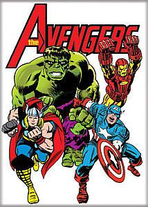 Marvel The Avengers Silver Age Trading Cards Box (24 Packs)