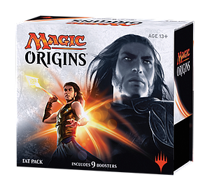 Magic the Gathering: Magic Origins - Fat Pack