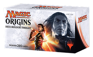 Magic the Gathering: Magic Origins - Deck Builder's Toolkit