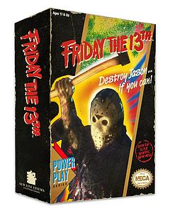 Friday the 13th: Classic Video Game Appearance Jason