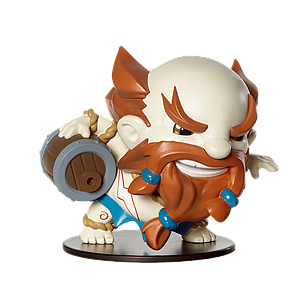 "League of Legends Figure Gragas (4"")"