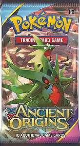 Pokemon Trading Card Game: XY Ancient Origins Booster Pack
