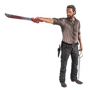 The Walking Dead: Rick Grimes Vigilante Deluxe Edition