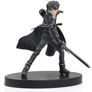 "Sword Art Online S.A.O. 5.5"" Kirito with Sword"