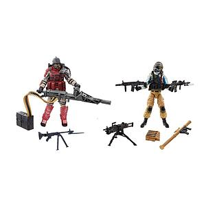 G.I. Joe 50th Anniversary Troop Build-Up 2-Pack (Steel Brigade & Iron Grenadier)