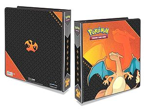 "Pokemon 2"" Binder: Charizard"