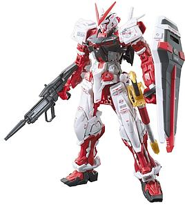 Gundam Real Grade Excitement Embodied #019 1/144 Scale Model Kit: MBF-P02 Gundam Astray Red Frame