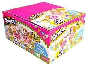 Shopkins Trading Card Fun Pack Booster Box