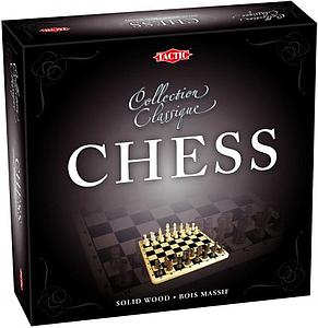 Chess Wooden