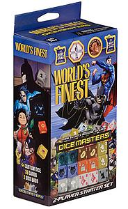 DC Dice Masters World's Finest Starter Set