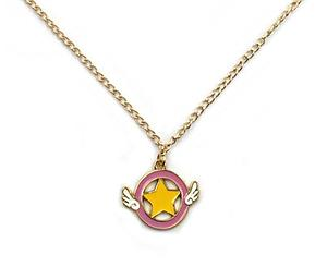 Cardcaptors Sakura Necklace Star Wand Head