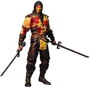 "Mortal Kombat X Series 1 6"" Scorpion (Bloody Variant)"