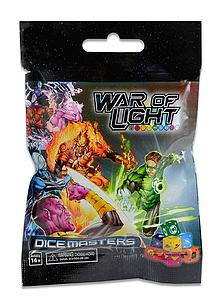 DC Comics Dice Masters War of Light: Booster Pack