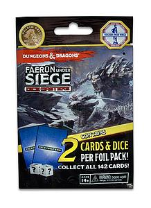 Dungeons & Dragons Dice Masters: Faerun Under Siege Foil Pack