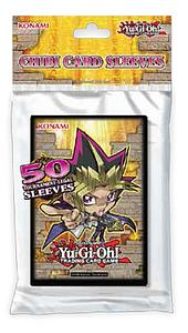YuGiOh! Card Sleeves 50-pack Small Size: Chibi