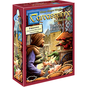 Carcassonne: Expansion 2 - Traders & Builders