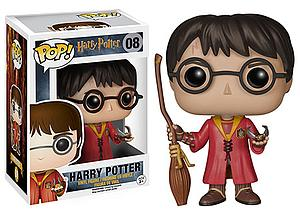 Pop! Harry Potter Quidditch Vinyl Bobble-Head Harry Potter #08