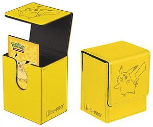 Pokemon Premium Flip Box: Pikachu