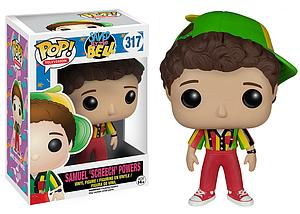 Pop! Television Saved by the Bell Vinyl Figure Samuel 'Screech' Powers #317 (Vaulted)