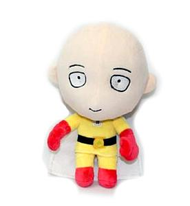 "One Punch Man Plush Saitama (9"")"