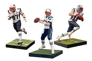 NFL New England Patriots Super Bowl Champions (3-Pack)