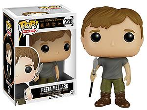 Pop! Movies The Hunger Games Vinyl Figure Peeta Mellark #228