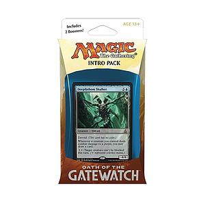 Magic the Gathering: Oath of the Gatewatch - Intro Deck: Twisted Reality