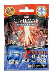 Marvel Dice Masters Civil War Booster Pack