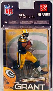 NFL Sportspicks Series 23: Ryan Grant Bronze Collector Level (Green Bay Packers)