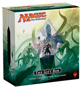 Magic the Gathering: Battle for Zendikar - Holiday Gift Box 2015