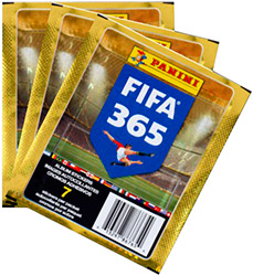FIFA 365 World Soccer Stickers