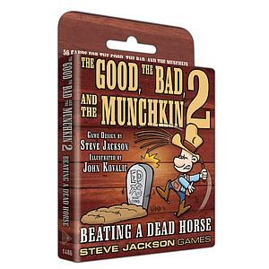 Munchkin: The Good the Bad & the Munchkin 2: Beating a Dead Horse