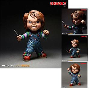 Chucky Good Guys Stylized Roto Figure: Chucky