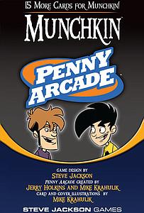 Munchkin: Penny Arcade (Pack)