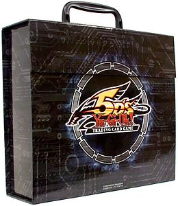 Yugioh! 5D's Konami Duelist Deck Card Carrying Case