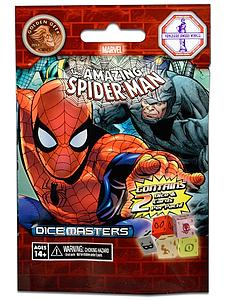 Marvel Dice Masters Amazing Spider-Man: Booster Pack