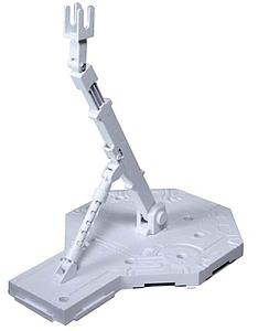 Gundam Action Base 1/144 & 1/100 Stand: White