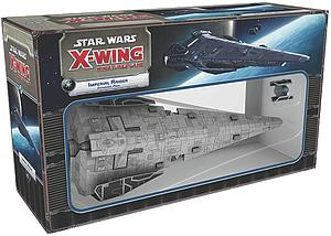Star Wars: X-Wing Miniatures Game - Imperial Raider Expansion Pack