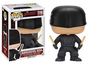 Pop! Marvel Daredevil TV Vinyl Bobble-Head Daredevil Masked Vigilante #119 (Vaulted)