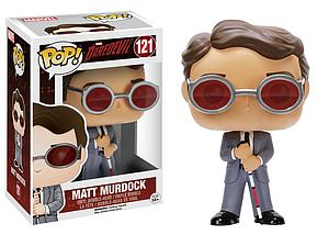 Pop! Marvel Daredevil TV Vinyl Bobble-Head Matt Murdock #121 (Vaulted)