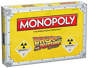 Monopoly: Back to Future Trilogy Edition