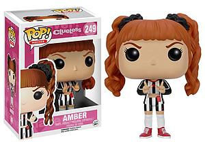 Pop! Movies Clueless Vinyl Figure Amber #249 (Vaulted)