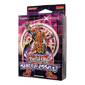 Yugioh Trading Card Game: Samurai Assault Special Edition