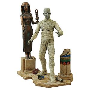 Universal Monsters: The Mummy