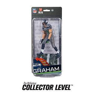 NFL Sportspicks Series 37 Jimmy Graham (Seattle Seahawks) Collector Level