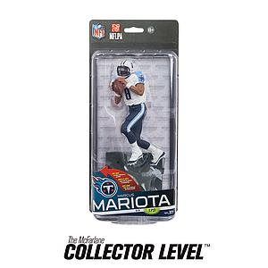 NFL Sportspicks Series 37 Marcus Mariota (Tennessee Titans) Collector Level