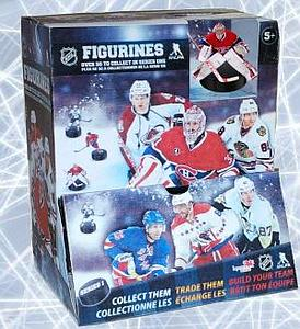 "NHL Wave 2 2.5"" Figure Mystery Display"