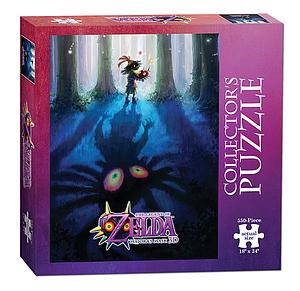 Puzzle: The Legend of Zelda Majora's Mask 3D