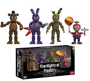 Five Nights at Freddy's Collectible Vinyl Figure Set 2